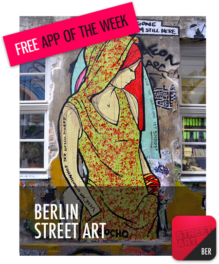 Berlin Street Art App - Cover