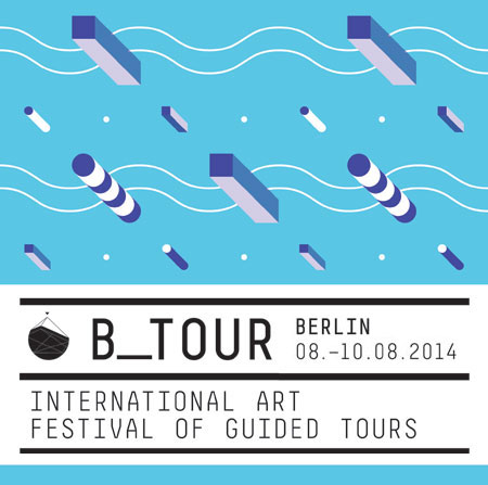 Flyer: B_Tour Festival Berlin 2014