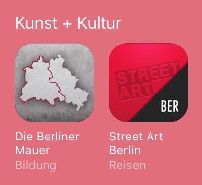 App Street Art Berlin
