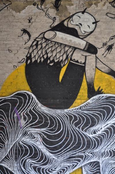 Street Art Berlin, Wedding
