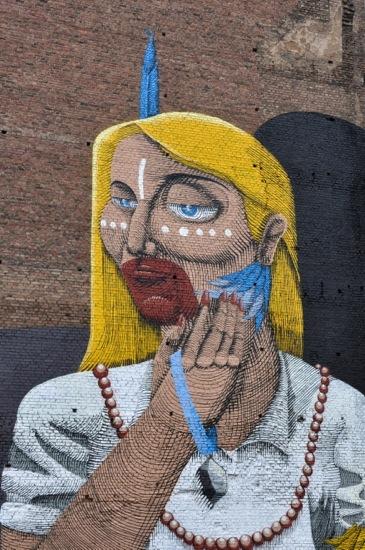 Street Art Brazil by NUNCA