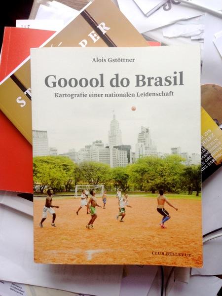 Buch: Gooool do Brasil