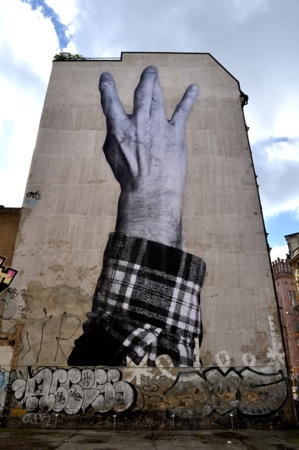 JR - Wrinkles of the City, Berlin