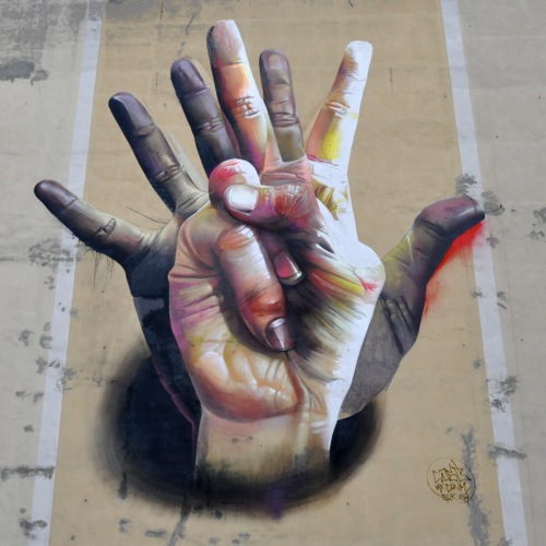 Street Art by case