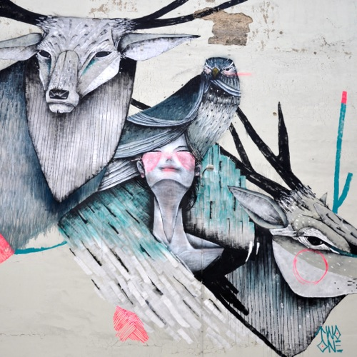 Street Art by Twoone